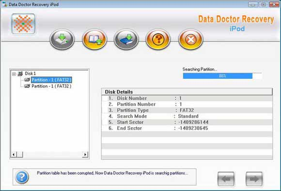 iPod deleted music songs file rescue software