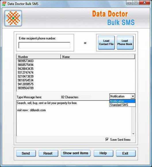 PC to Mobile Bulk SMS