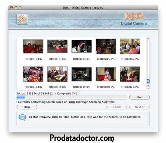 Free Mac Recovery Software for Camera